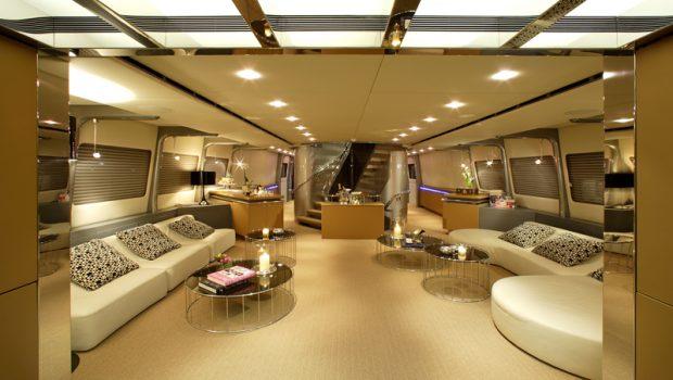 pandion motor yacht salon1 -  Valef Yachts Chartering - 3412