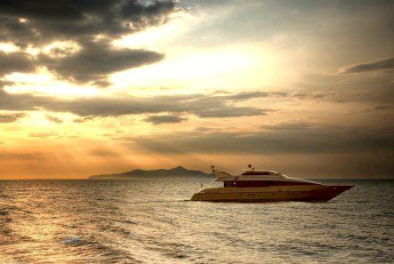 pandion motor yacht sunset -  Valef Yachts Chartering - 3408
