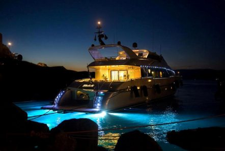 pandion motor yacht swim platform (2) -  Valef Yachts Chartering - 3406