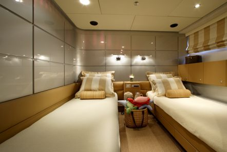 pandion motor yacht twins (1) -  Valef Yachts Chartering - 3405