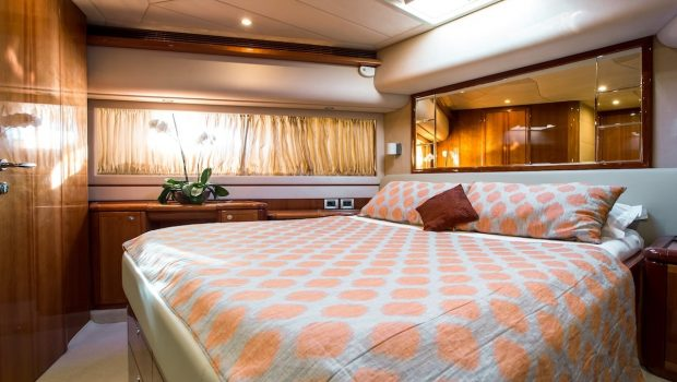 piola motor yacht cabins (2) min -  Valef Yachts Chartering - 3377