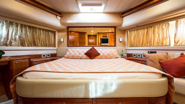 piola motor yacht cabins (3) min -  Valef Yachts Chartering - 3376