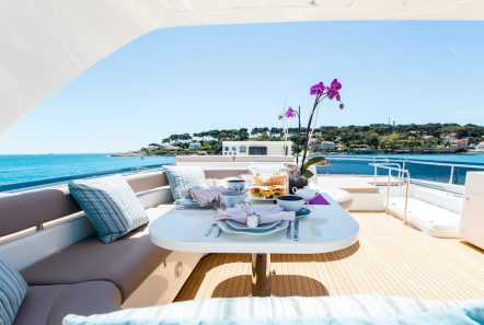 piola motor yacht sundeck (4) min -  Valef Yachts Chartering - 3370