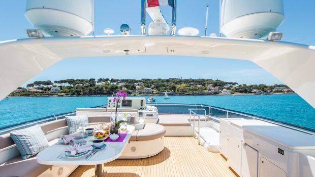 piola motor yacht sundeck (5) min -  Valef Yachts Chartering - 3369