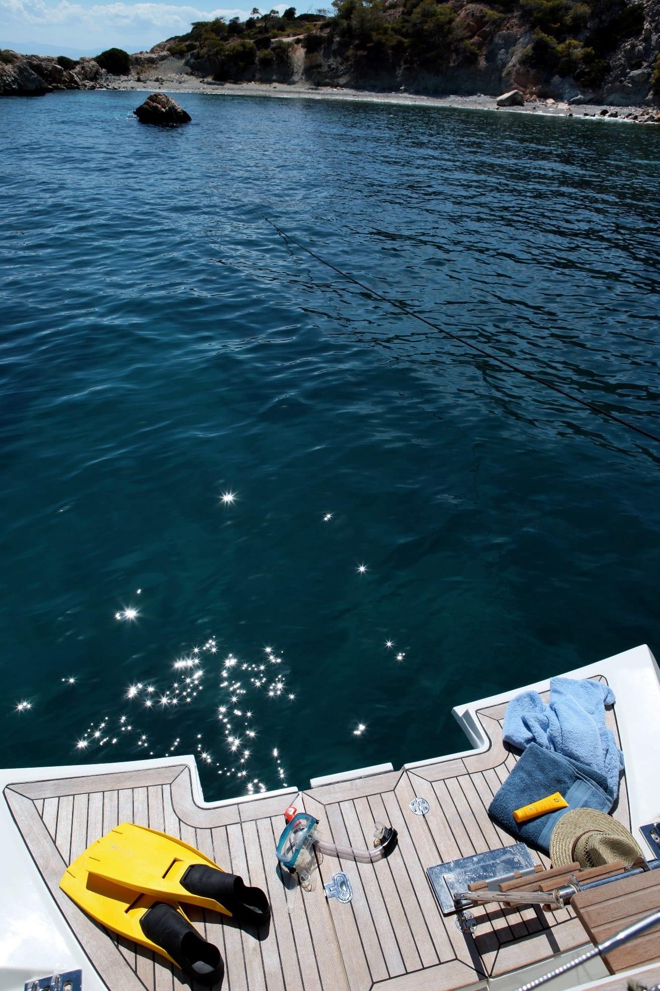 shooting star sailing yacht exteriors (3) min -  Valef Yachts Chartering - 3632