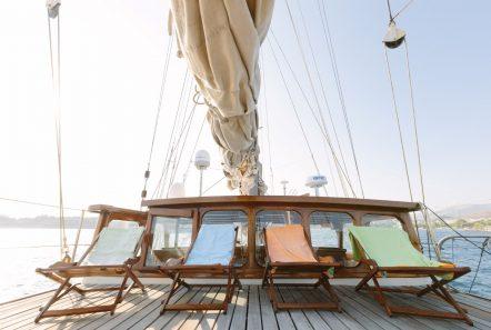 sir winston churchill classic sailing yacht exterior (3) -  Valef Yachts Chartering - 2800