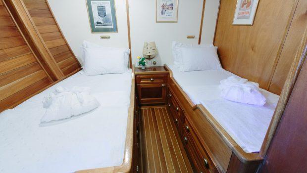 sir winston churchill classic sailing yacht twin -  Valef Yachts Chartering - 2787