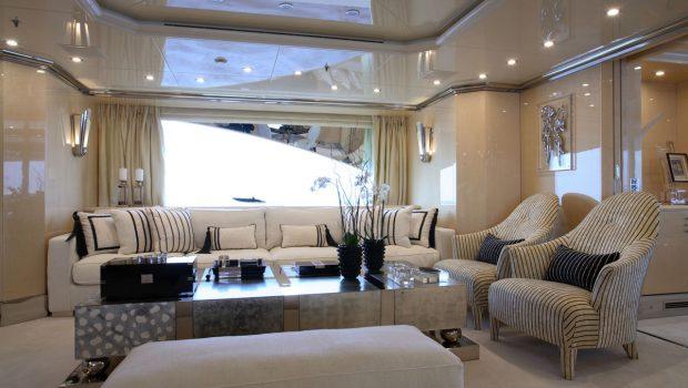 sunday megayacht  common area (3) min -  Valef Yachts Chartering - 3343