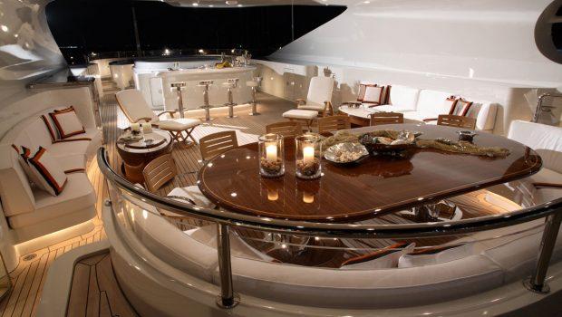 sunday megayacht decks (1) -  Valef Yachts Chartering - 3331