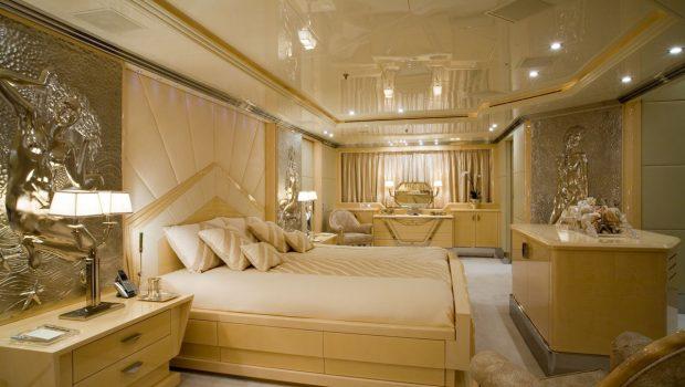 sunday megayacht master suite (3) min -  Valef Yachts Chartering - 3353