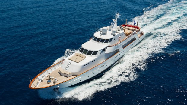 PARVATI for charter   VALEF YACHTS (1) -  Valef Yachts Chartering - 1665