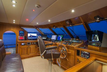 PARVATI for charter   VALEF YACHTS (26) -  Valef Yachts Chartering - 1670