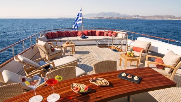 PARVATI for charter   VALEF YACHTS (6) -  Valef Yachts Chartering - 1660