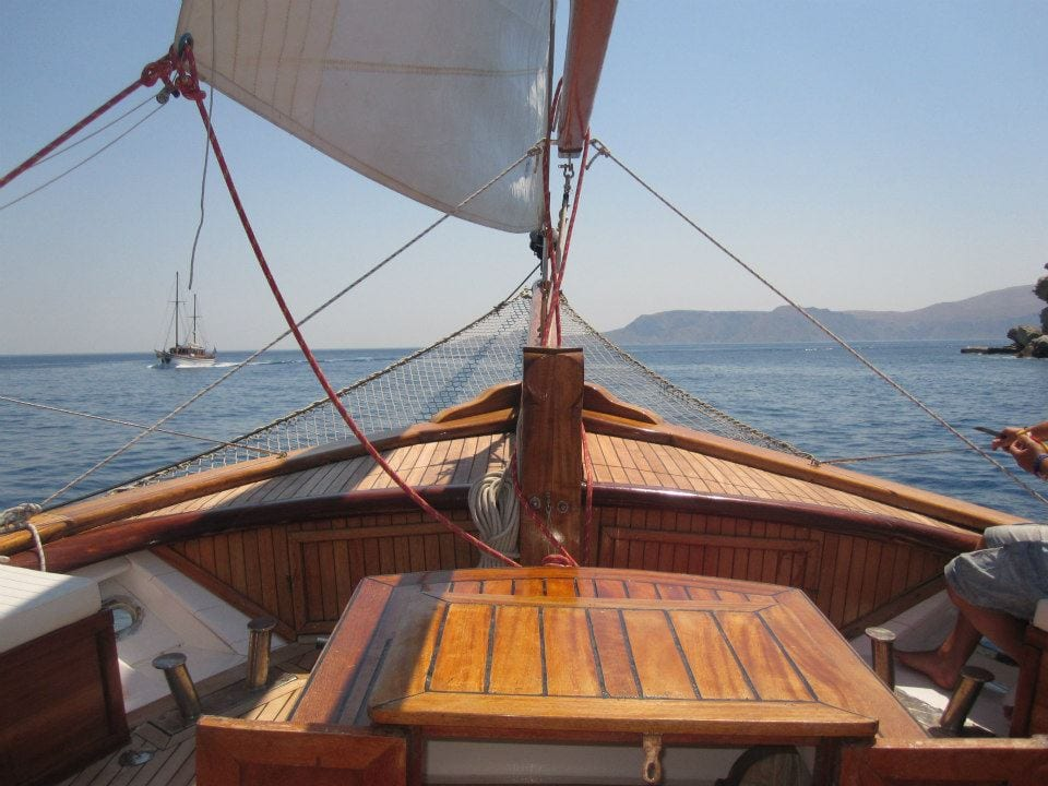 aegeas motor sailer ext2 (2) -  Valef Yachts Chartering - 1915