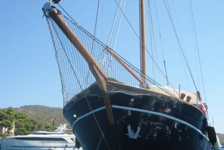 aegeas motor sailer exteriors (3) -  Valef Yachts Chartering - 1913