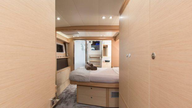 alyssa catamaran lagoon cabin views (1) -  Valef Yachts Chartering - 2332