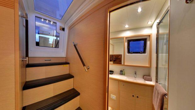 alyssa catamaran lagoon cabin views (2) -  Valef Yachts Chartering - 2331