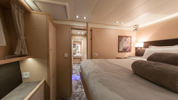 alyssa catamaran lagoon cabin views (4) -  Valef Yachts Chartering - 2328
