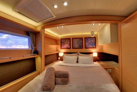 alyssa catamaran lagoon cabins (10) -  Valef Yachts Chartering - 2379