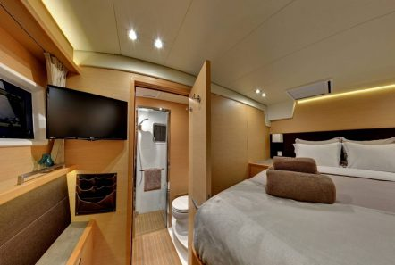 alyssa catamaran lagoon cabins (12) -  Valef Yachts Chartering - 2377