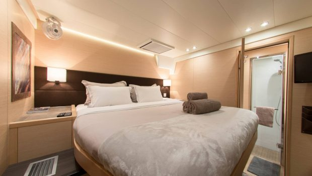 alyssa catamaran lagoon cabins (3) -  Valef Yachts Chartering - 2318