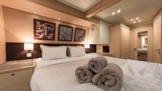 alyssa catamaran lagoon cabins (4) -  Valef Yachts Chartering - 2317