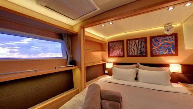 alyssa catamaran lagoon cabins (5) -  Valef Yachts Chartering - 2316
