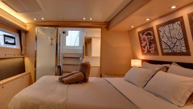 alyssa catamaran lagoon cabins (6) -  Valef Yachts Chartering - 2315