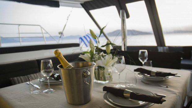 alyssa catamaran lagoon ext spaces (2) -  Valef Yachts Chartering - 2346