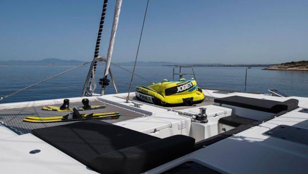 alyssa catamaran lagoon ext spaces (4) -  Valef Yachts Chartering - 2344