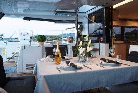 alyssa catamaran lagoon ext spaces (5) -  Valef Yachts Chartering - 2343