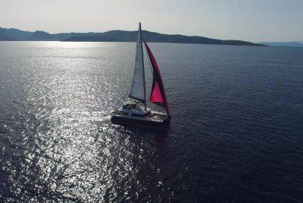 alyssa catamaran lagoon exterior (1) -  Valef Yachts Chartering - 2368