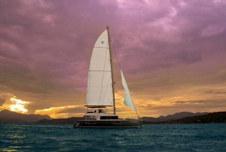 alyssa catamaran lagoon exterior (10) -  Valef Yachts Chartering - 2359