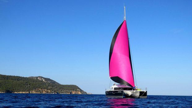 alyssa catamaran lagoon exterior (2) -  Valef Yachts Chartering - 2367