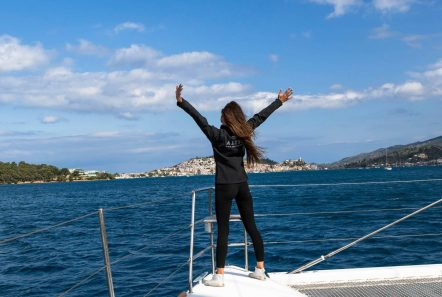 alyssa catamaran lagoon sea fun (2) -  Valef Yachts Chartering - 2335