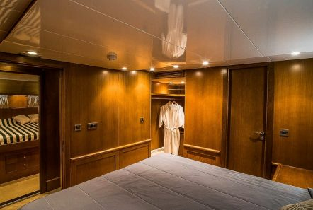 arktos motor sailer cabins (1) min -  Valef Yachts Chartering - 2291