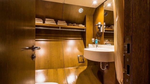 arktos motor sailer cabins (11) min -  Valef Yachts Chartering - 2286