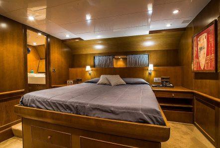 arktos motor sailer cabins (12) min -  Valef Yachts Chartering - 2285