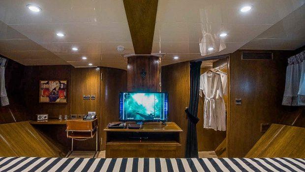 arktos motor sailer cabins (13) min -  Valef Yachts Chartering - 2284