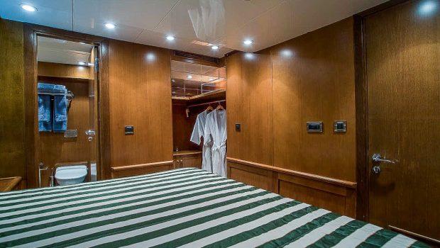 arktos motor sailer cabins (16) min -  Valef Yachts Chartering - 2281