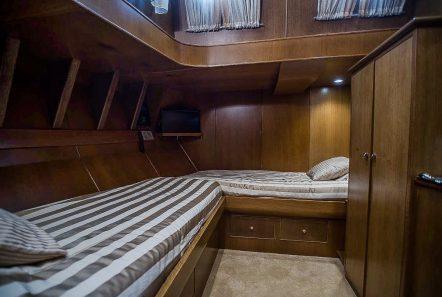 arktos motor sailer cabins (19) min -  Valef Yachts Chartering - 2278