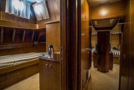 arktos motor sailer cabins (20) min -  Valef Yachts Chartering - 2277