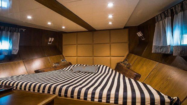 arktos motor sailer cabins (22) min -  Valef Yachts Chartering - 2275