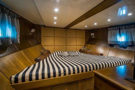 arktos motor sailer cabins (7) min -  Valef Yachts Chartering - 2290