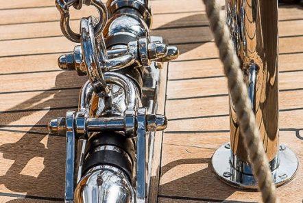 arktos motor sailer details (1) min -  Valef Yachts Chartering - 2271