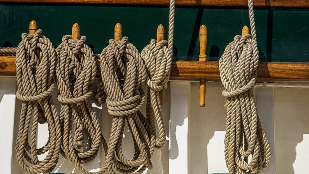 arktos motor sailer details (6) min -  Valef Yachts Chartering - 2266