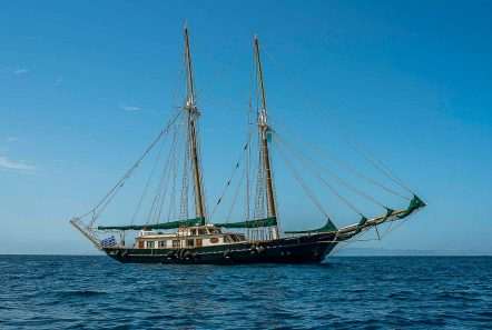 arktos motor sailer profile (1) min -  Valef Yachts Chartering - 2244