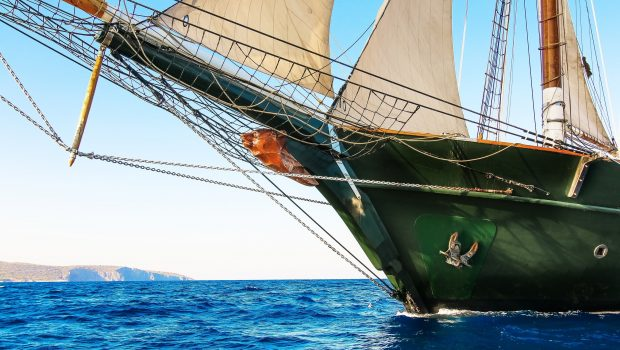 arktos motor sailer sailing (24) min -  Valef Yachts Chartering - 2229