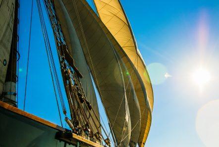 arktos motor sailer sailing (7) min -  Valef Yachts Chartering - 2236