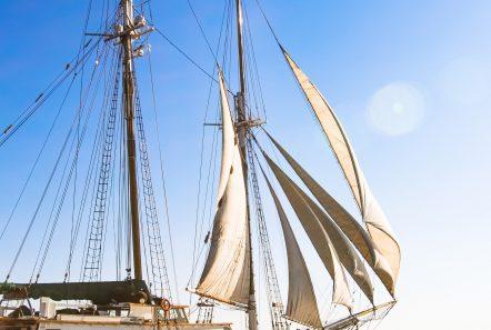 arktos motor sailer sailing (9) min -  Valef Yachts Chartering - 2234